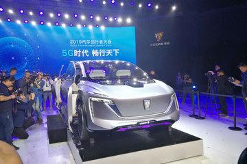 上汽发布概念车VISION-i,携手华为/中移动进入5G时代