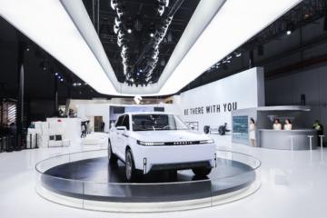 预订价25万元-35万元 博郡iV6上海车展开启全球预订