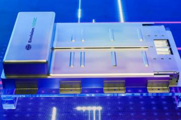 日产电池改名换姓 远景AESC将在中国投产锂电池