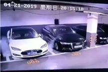 上海特斯拉突然自燃起火,官方回应:正在核实情况