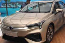 补贴后预售14万起 广汽新能源Aion S明日上市