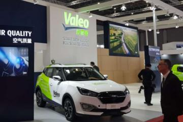 外资零部件厂商系统化挖掘中国电动车市场