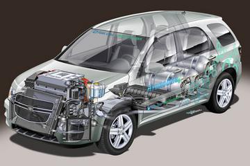 奥迪第六代氢燃料概念车即将发布