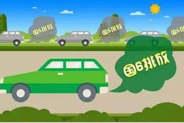 上海提前实施轻型汽车国六排放标准