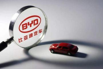 比亚迪4月销量出炉,新能源汽车暴增占总销量63%