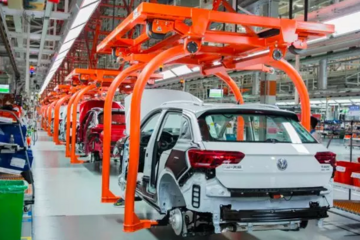 新势力们看过来,一座成熟可靠的汽车工厂是这样子的