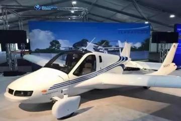 吉利真的已经投产飞行汽车了