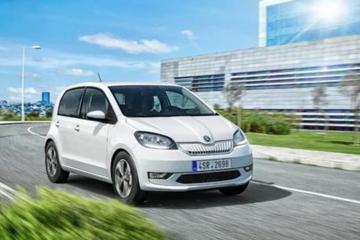 续航265公里,斯柯达发布首款电动汽车Citigo iV