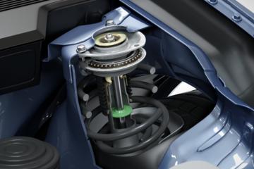 斯凯孚用于电动汽车的先进轴承技术 寿命长10倍