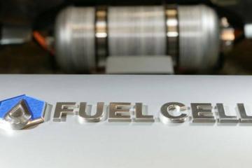 燃料电池概念股全线重挫,力帆股份等封跌停板