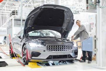 2019年下半年交付 Polestar 1 进入原型车生产最后阶段