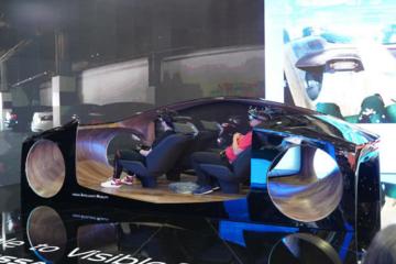 俨然车展 2019 CES Asia的审酷疲劳