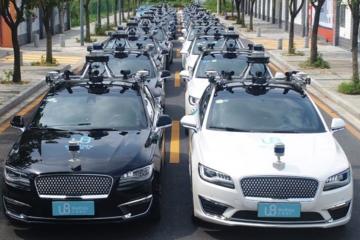 拿下20张广州智能网联汽车路测牌照后,文远知行的下一步