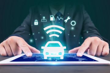 车联网的两种新思路:马自达放弃大屏、博泰与新宝骏瞄准手机算力