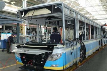 北京公交携手北汽成立新能源车研发公司