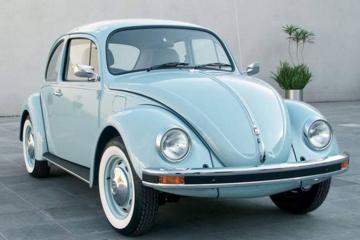 甲壳虫停产,80余年传承断绝,你会选择现在买一辆绝版甲壳虫吗