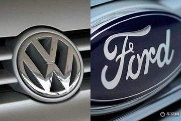 大众福特联盟新动作:共同持股自动驾驶公司,共用MEB平台