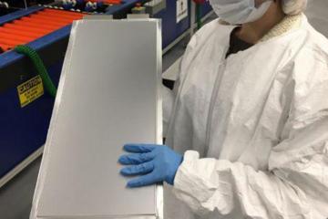 成本下降40%/不会造成事故 2020年日本京瓷新型锂电池开始大规模生产