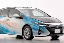 边走边充电!丰田通过太阳能提升普锐斯续驶里程达到原来的5倍