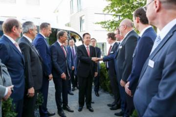恒大与德国hofer成立合资公司 研发制造世界顶尖三合一动力总成系统