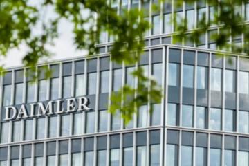 受特殊项目影响 戴姆勒Q2净亏损12亿欧元