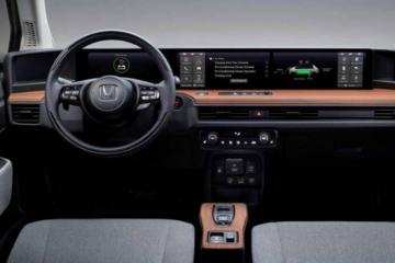 科技感十足 Honda e车机系统细节曝光