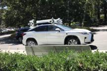 蘋果自動駕駛新專利:用iPhone指揮停車