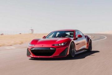 售价880万,最高时速330km/h!插电混动超跑GTE首秀