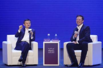 """""""双马对话""""中马斯克盛赞上海和中国:中国就是未来!"""