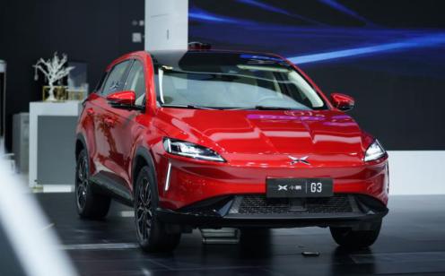 小鹏汽车首次亮相成都车展,G3 2020款启动交付