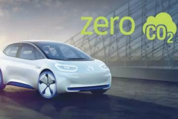 """""""碳中和""""成汽车圈流行词,大众、宝马、戴姆勒、沃尔沃争相制定脱碳计划"""