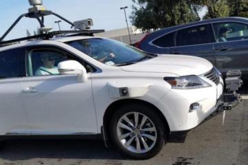 苹果泰坦项目获两项自动驾驶汽车新专利