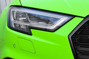 联手意法半导体 奥迪推出车灯创新方案