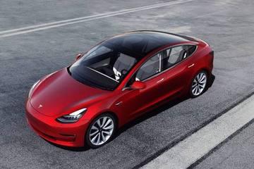 Model 3最大功率升5% 特斯拉推最新系统