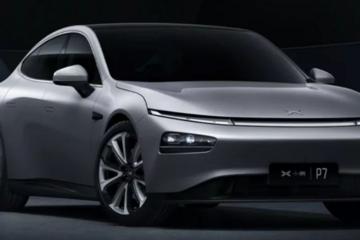 27万至37万,电动轿车小鹏P7开启预售