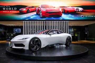 A123将为Karma未来车型提供固态电池