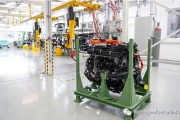劳斯莱斯和梅赛德斯奔驰启动氢能燃料电池项目