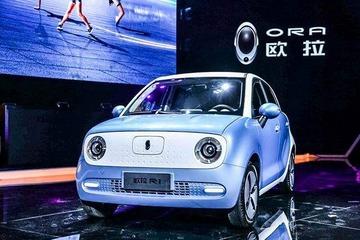 长城汽车成立泰州分公司,拟年产10万辆电动轿车