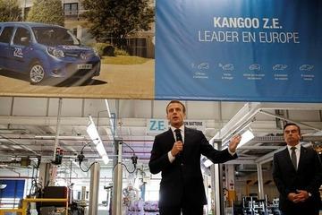 戈恩:法国政府引发日产雷诺联盟危机