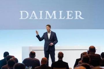 戴姆勒CEO康林松:大刀阔斧减成本,果断推进电动化