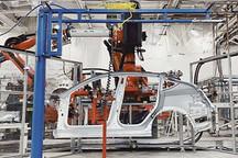 特斯拉德国工厂预计周产Model Y达1万辆