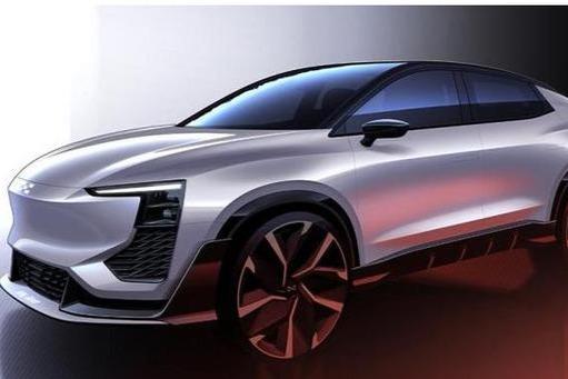 日内瓦车展亮相,定位轿跑SUV,爱驰第二款车型曝光
