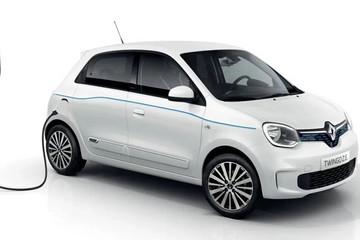 雷诺电动汽车Twingo ZE规格参数发布