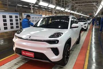 华为鸿蒙系统终曝光:首发于新能源汽车!