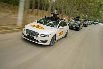 北京发布自动驾驶路测报告,百度再获头名