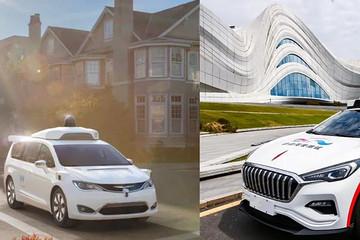 """中美两份自动驾驶测试年度报告:百度三个""""第一""""含金量如何?"""