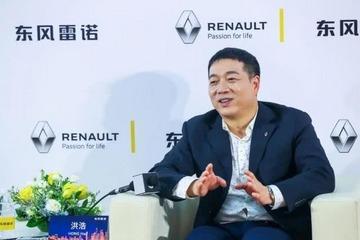 东风雷诺高层再生变动,副总裁洪浩已于年前离职