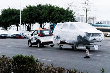 半个月四家公司宣布融资近10亿,自动驾驶春光照物流