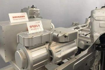 年产440套总成 奇瑞打造燃料电池新项目
