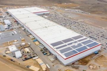 特斯拉内华达州超级电池工厂将在3月23日后停产14天